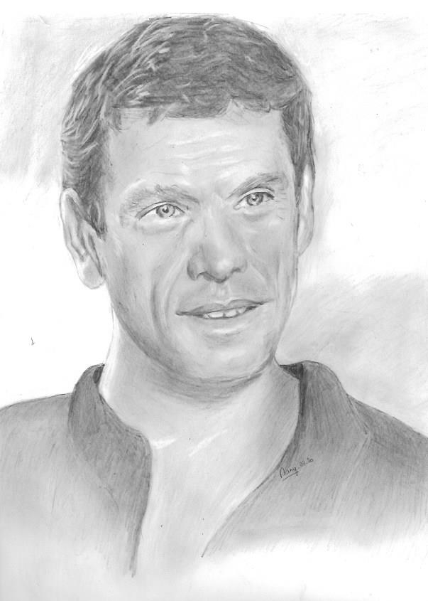 Marc Lavoine by daniay
